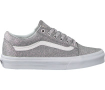 Silberne Vans Sneaker OLD Skool OLD Skool