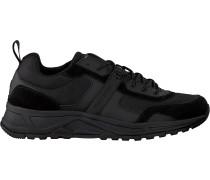 Schwarze Tommy Hilfiger Sneaker Fashion Mix