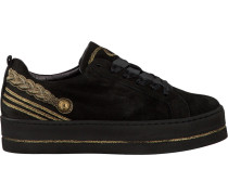 Schwarze Maripe Sneaker 25750