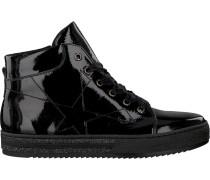 Schwarze Gabor Sneaker 518
