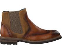 Cognacfarbene Giorgio Chelsea Boots He59603