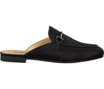 Schwarze Gabor Loafer 510