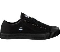 Schwarze G-Star Raw Sneaker Rovulc HB LOW