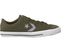 Grüne Converse Sneaker Star Player Ox