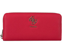 Rote Guess Portemonnaie Swvg68 53460
