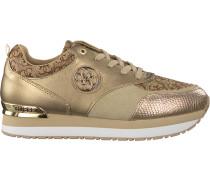 beige Guess shoe Flrmm1 Ele12