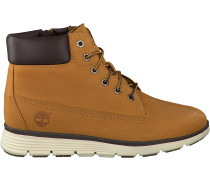 Camelfarbene Timberland Ankle Boots Killington 6 In