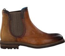 Cognacfarbene Giorgio Chelsea Boots He59608