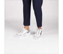 Weiße Puma Sneaker Thunder Electric
