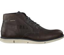 Graue Gaastra Ankle Boots Iberian High TMB
