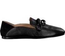 Schwarze What For Loafer Marita