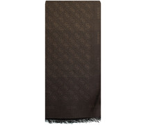 Braune Guess Schal Florence Scarf