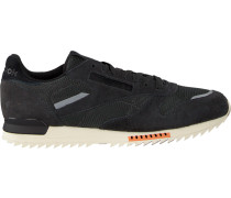 Graue Reebok Sneaker CL Leather Ripple S MEN