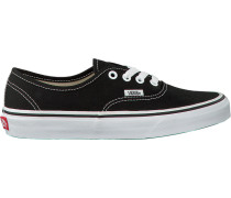 Schwarze Vans Sneaker Authentic WMN
