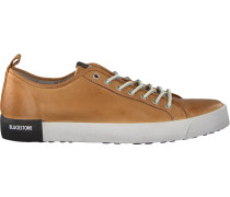 Cognacfarbene Blackstone Sneaker Pm66