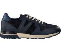 Blaue Van Lier Business Schuhe 1857500