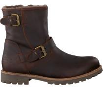 Braune Panama Jack Ankle Boots Faust Igloo C20