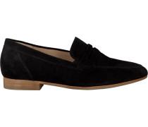 Schwarze Gabor Loafer 444
