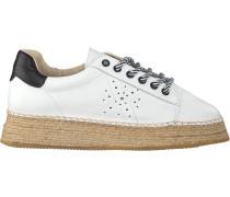 Weiße Roberto D'angelo Sneaker Angola