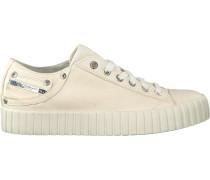 Weiße Diesel Sneaker S-Exposure CLC W