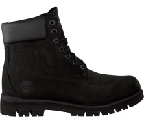 Schwarze Timberland Ankle Boots Radford 6 Boot WP