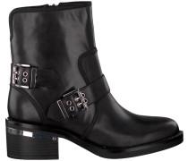 Schwarze Guess Ankle Boots Flfii4 Lea10