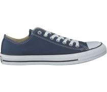 Blaue Converse Sneaker All Star Ox