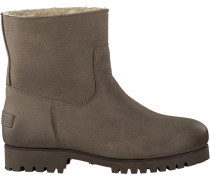 Taupe Shabbies Ankle Boots 181020073