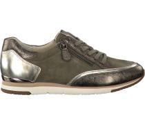 Grüne Gabor Sneaker 323