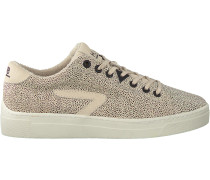 Beige HUB Sneaker Low Hook-z Lw