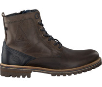 Graue Gaastra Ankle Boots Cape High