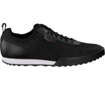 Schwarze Hugo Boss Sneaker Matrix Lowp MX