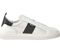 Weiße Antony Morato Sneaker Low Mmfw01253