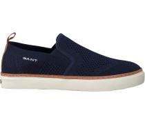Blaue Gant Slip-on Sneaker Bari 18677331