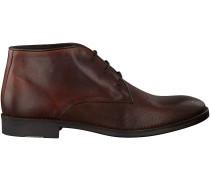 Cognac McGregor Business Schuhe Firenze