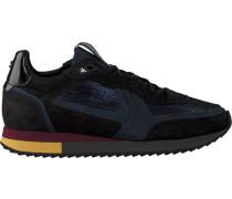 Blaue Floris Van Bommel Sneaker 85257