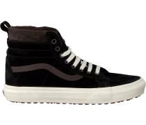 Schwarze Vans Sneaker Ua Sk8-hi Heren