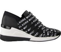 Schwarze Michael Kors Sneaker Cydney Trainer