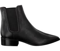 Schwarze Pedro Miralles Chelsea Boots 24283