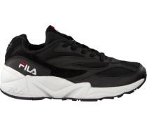 Schwarze Fila Sneaker Venom LOW