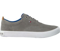Graue Tommy Hilfiger Sneaker Core Thick