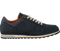 Blaue Van Lier Sneaker 1917202