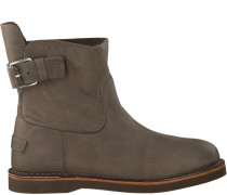 Taupe Shabbies Stiefeletten 181020074