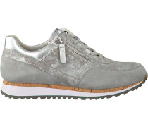Silberne Gabor Sneaker 318