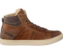 Braune Bjorn Borg Sneaker Kante High Linh M