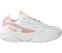 Weiße Fila Sneaker V94M LOW WMN