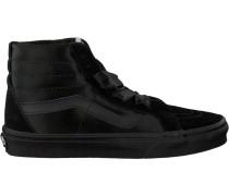 Schwarze Vans Sneaker SK8 HI ALT Lace