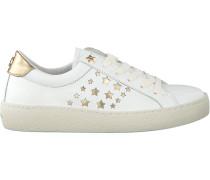 Weiße Tommy Hilfiger Sneaker S1285Uzie 2A4