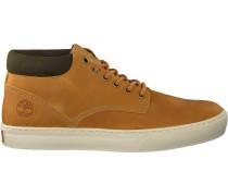 Cognacfarbene Timberland Sneaker Adventure 2.0 Cupsole Chukka