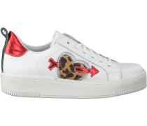 Weiße PS Poelman Sneaker R15565